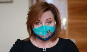 Alena Schillerová - ministryně financí České republiky