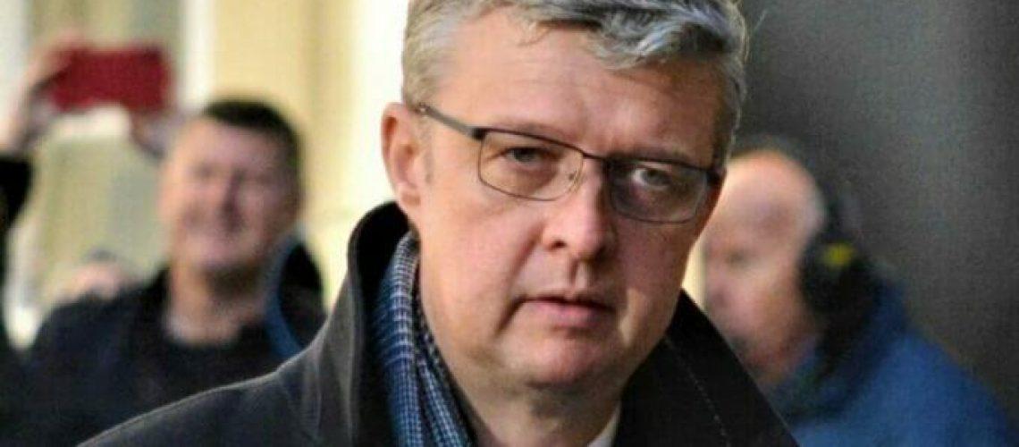 Karel Havlíček - místopředseda vlády, ministr průmyslu a obchodu a ministr dopravy